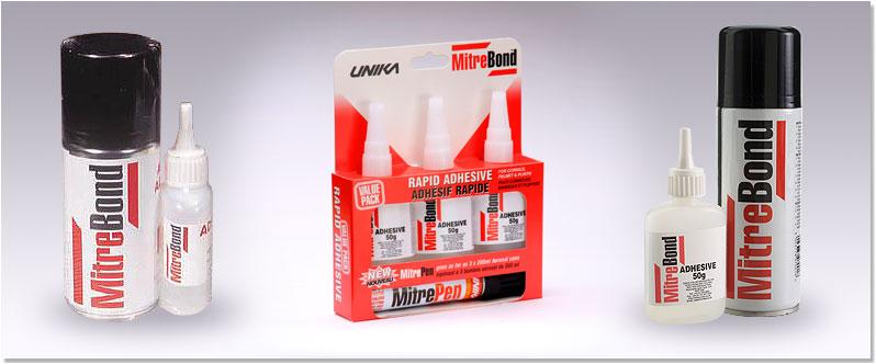 MitreBond Adhesives