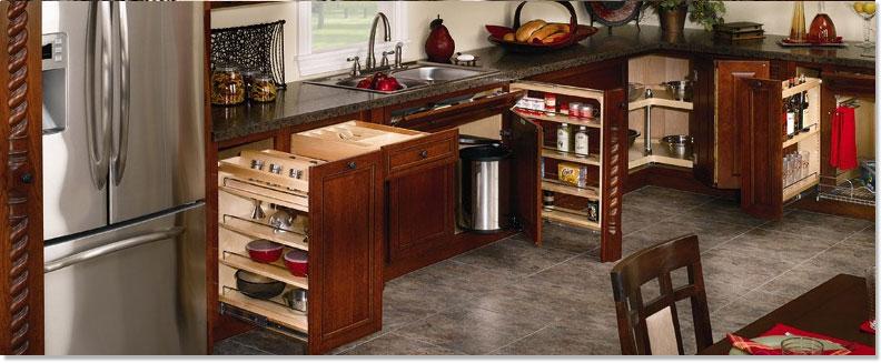 Knape & Vogt  Kitchen Accessories